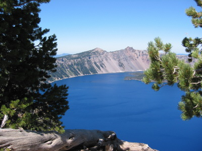 Crater Lake, OR, USA